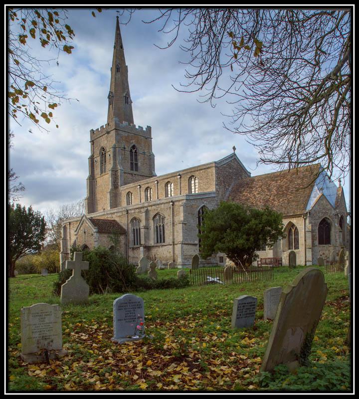 St Marys Church Bluntisham