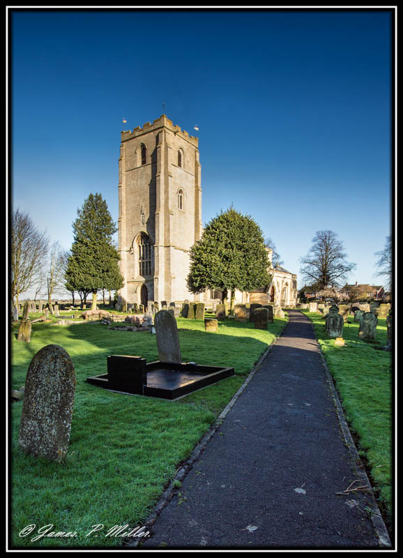 Parish Church of St Guthlac Fishtoft Lincolnshire