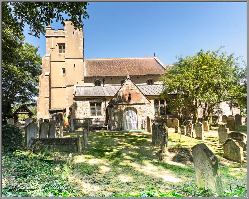 St Laurence Church, Wicken