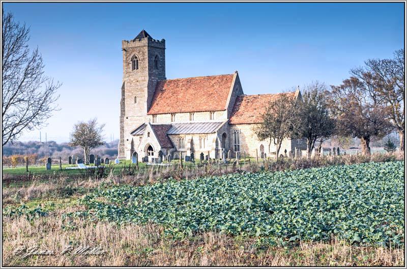 St Andrews Church, Wood Walton,