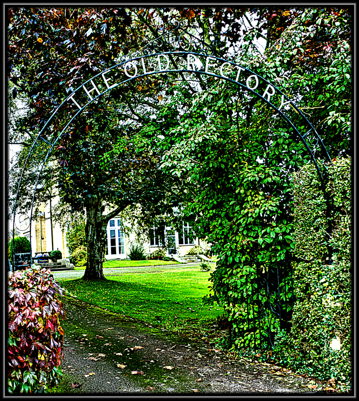 The Gates of The Old Rectory Coveney Coveney Cambridgeshire