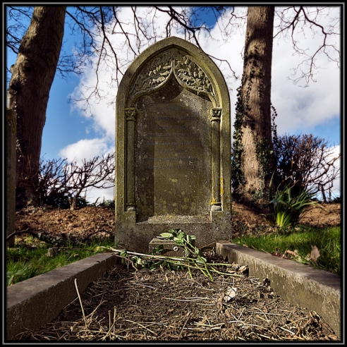 Grave of Frederick Duleep Singh, St Andrews Church, Blo Norton,