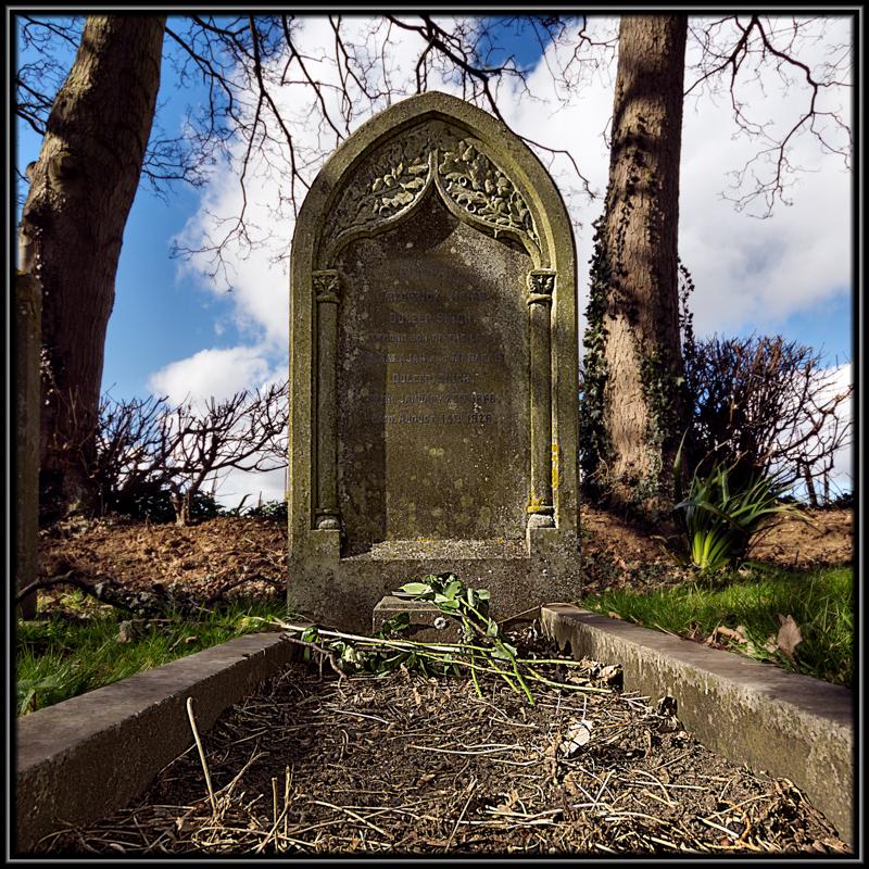 Grave of Frederick Duleep Singh, St Andrews Church, Blo Norton,
