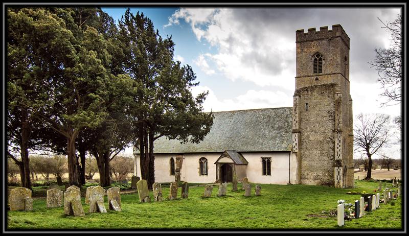 St Andrews Church, Blo Norton, Norfolk