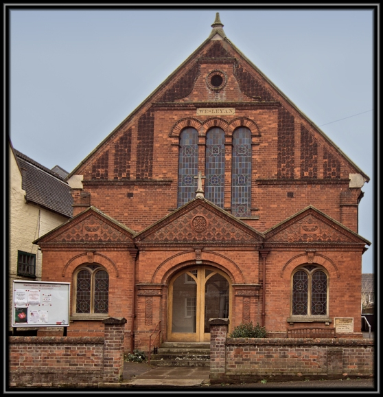 Methodist Church, Haddenham,