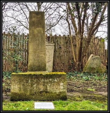 Haddenham-St Ovins Stone-Cambridgeshire
