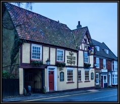 The Three Knigs, Haddenham,