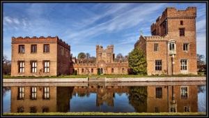 Oxburgh Hall, Oxburgh Village, Norfolk, England
