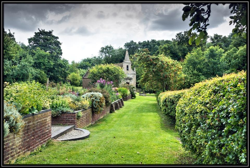 St John the Evangelist Church, Little Gidding, Cambridgeshire
