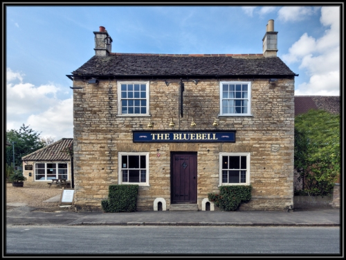 Bell Inn, Helpston,