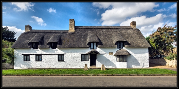 Clare Cottage Helpston,