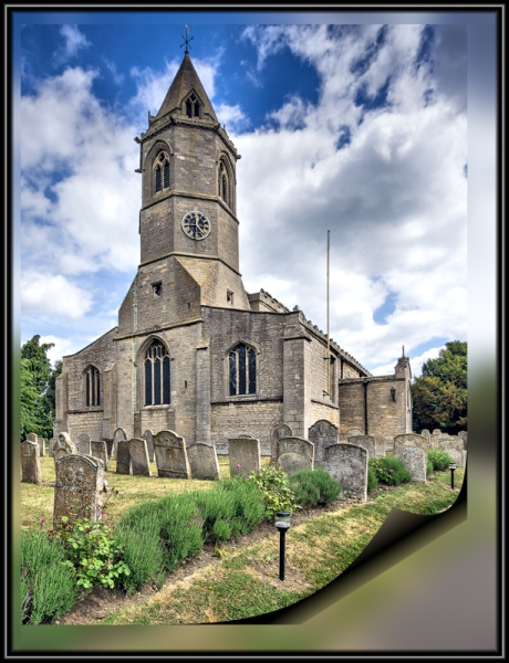 St Botolph Church, Helpston,