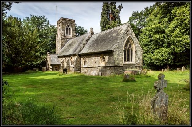 St Marys Church, Harrington