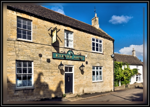 The Exeter Arms, Helpston