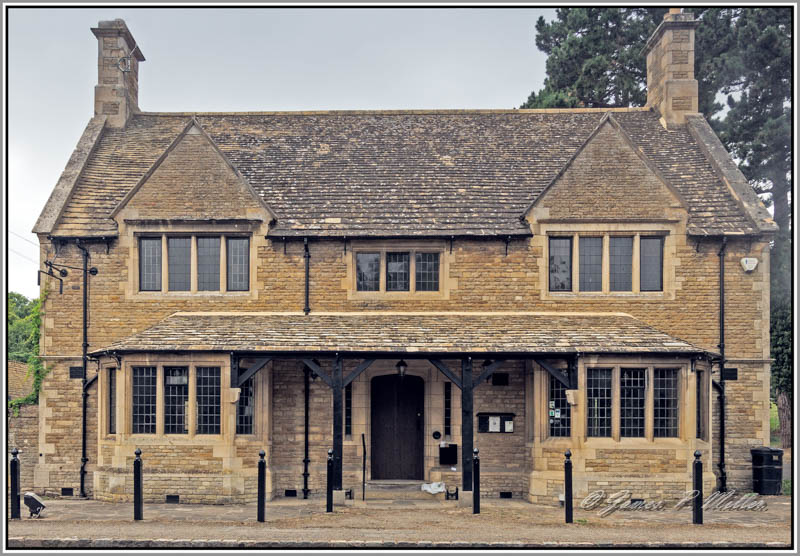 The Kings Head, Apethorpe, Northamptonshire, England.
