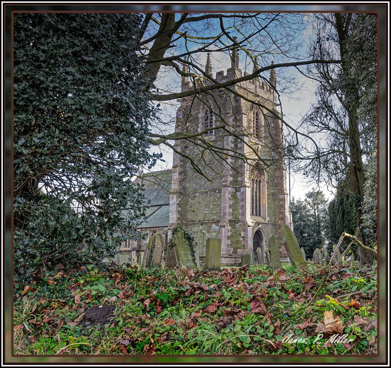 St Peter and St Pauls Church, Bolingbroke, Lincolnshire