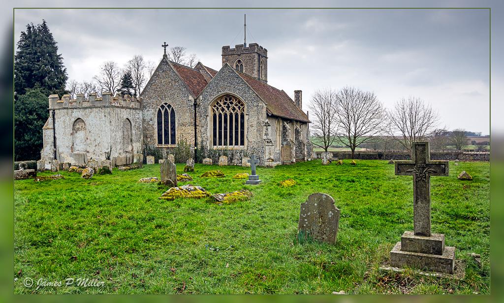 All Saints Church, Action, Suffolk