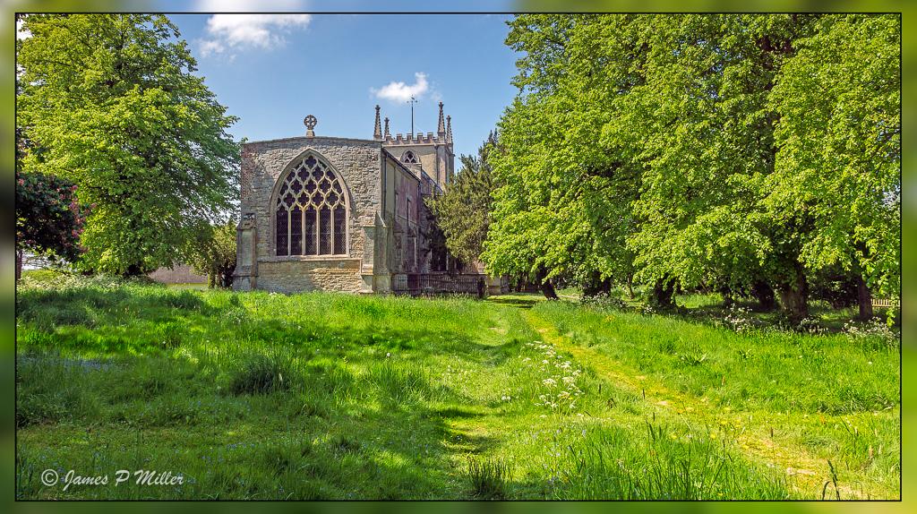 Holy Trinity Church, The Parish of Elsworth, Cambridgeshire